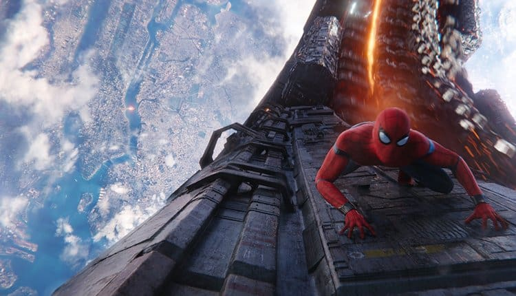 Infinity War Spider-Man