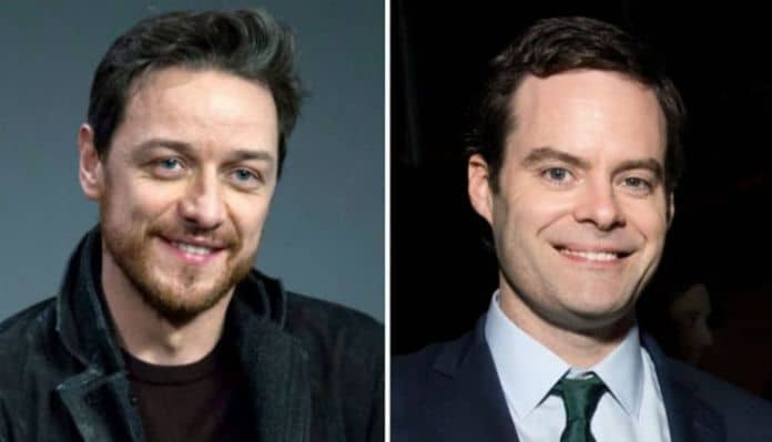 It: Chapter Two, the sequel and conclusion to 2017's It, has cast James McAvoy and Bill Hader as adult version of The Loser's Club.