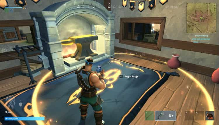 Realm Royale Paladins Battle Royale Mode Begins Alpha