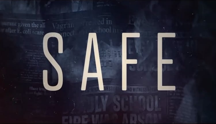 netflix safe series drops trailer