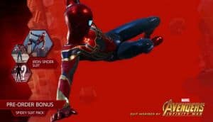 PlayStation accidentally published a YouTube video early which announced the MCU Iron Spider suit as a preorder bonus within the upcoming Spider-Man game.