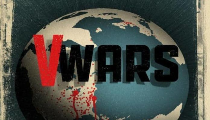 Netflix is teaming with IDW Publishing to produce the vampire series, V-Wars. Ian Somerhalder will play the series' lead.