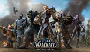 Blizzard has announced the first major details for their Battle of Azeroth expansion to World of Warcraft. It's been slated for an August release.