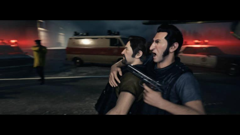 A Way Out Enden