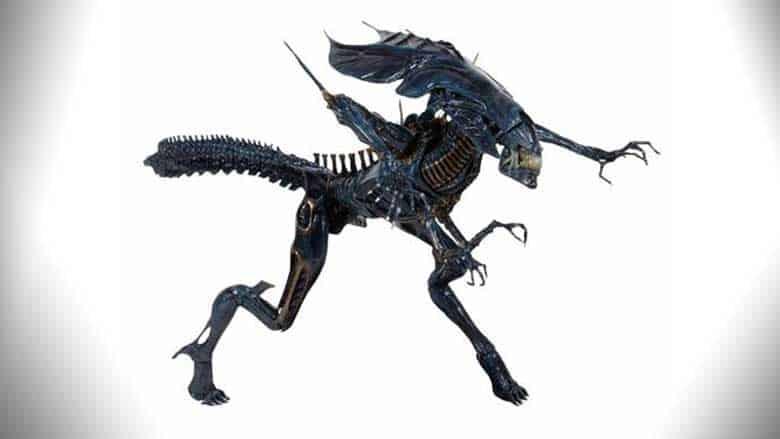 aliens xenomorph queen deluxe action figure