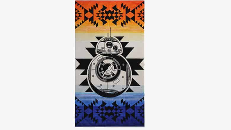 Pendleton Star Wars BB-8 Towel