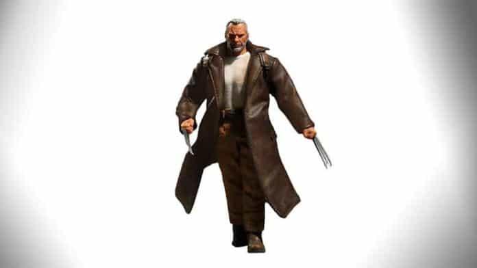 mezco toys old man logan