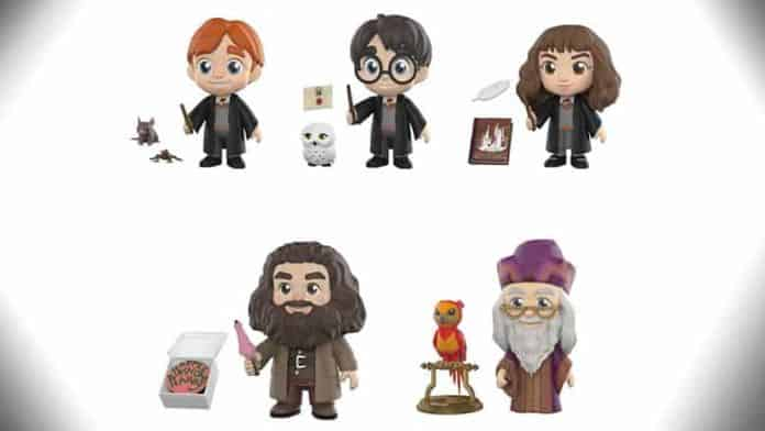 5 Star Harry Potter Figures