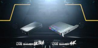 Live Gamer 4K UHD Capture Cards