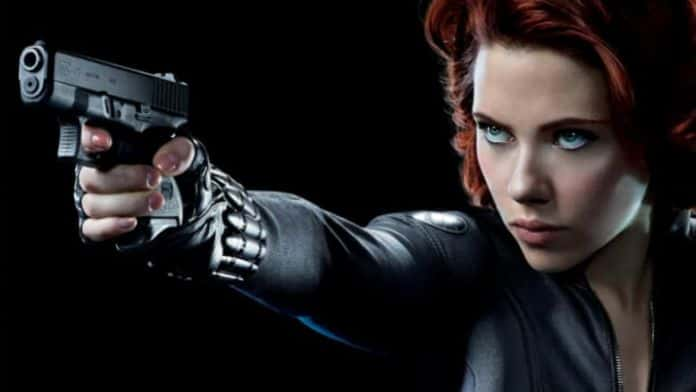 Black Widow Director