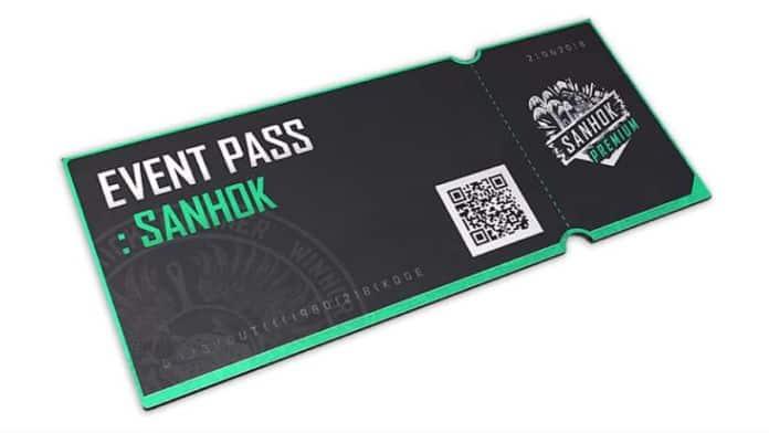 PUBG Event Pass