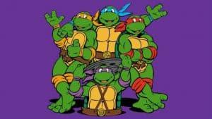 Teenage Mutant Ninja Turtles Reboot