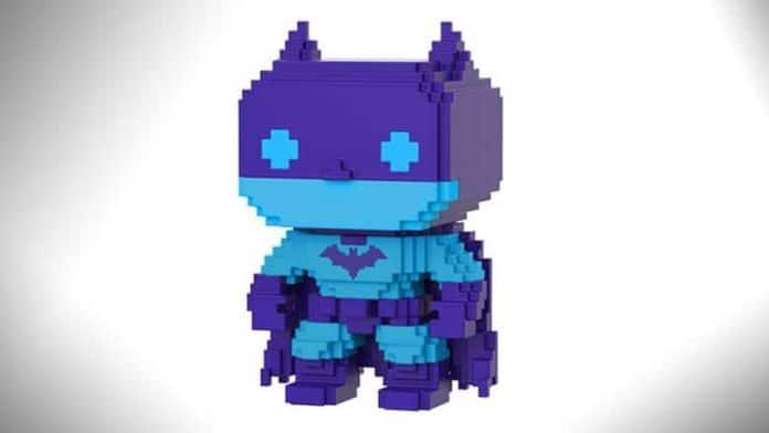 batman 8 bit pop