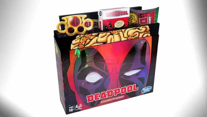 deadpool monopoly collector's edition