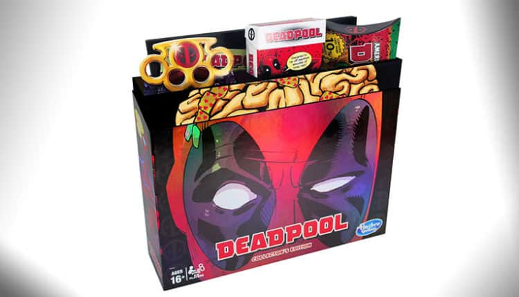 Deadpool Monopoly Collector's Edition – $39.99