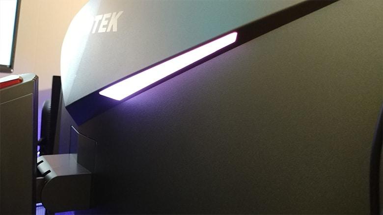 viotek gn32ld lights