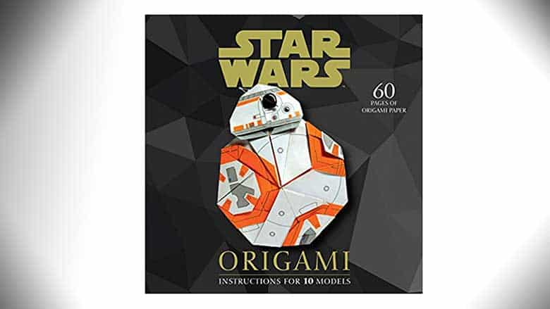 star wars origami book 2018