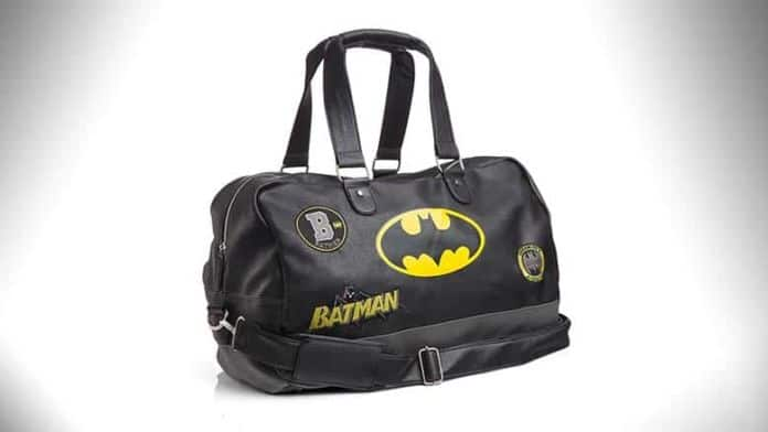 Batman duffel bag