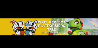 Humble Pixel Perfect Platformer Sale
