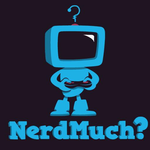 new nerd much logo