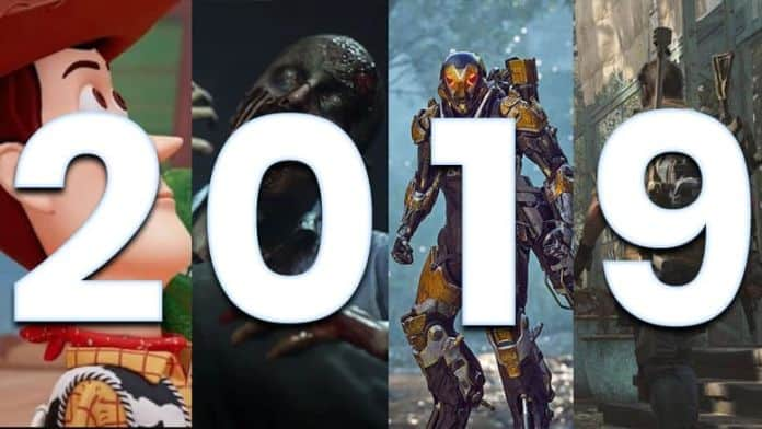 2019 video game release dates