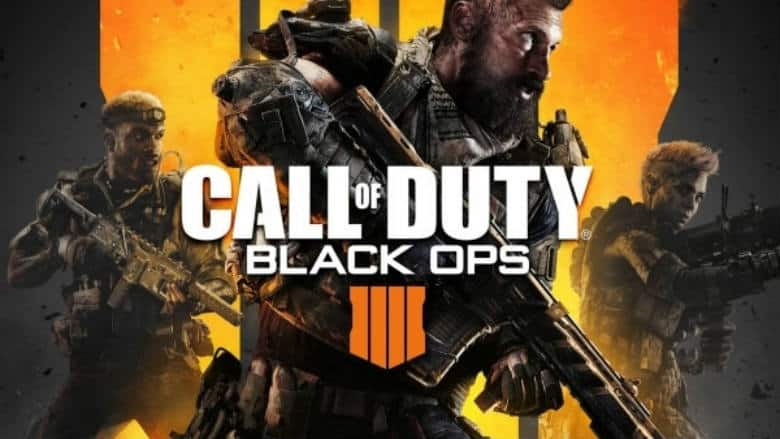 Call of Duty: Blacks Ops 4 – $59.99