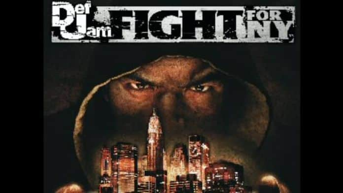 New Def Jam Fight Game