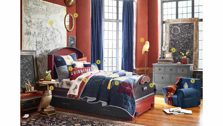 Pottery Barn Harry Potter Collection Expands To Over 100