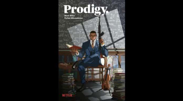 Prodigy comic.