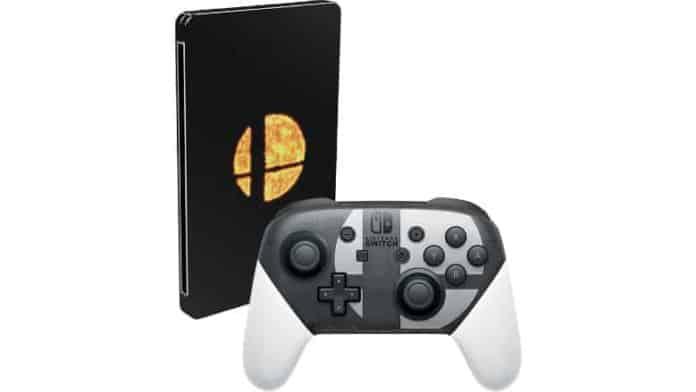 Super Smash Bros Ultimate Special Edition
