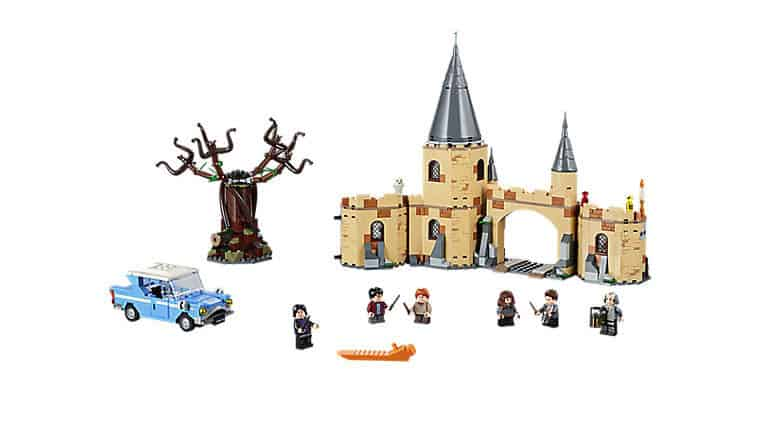 Lego Hogwarts Whomping Willow