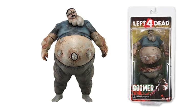 Neca Left 4 Dead Boomer Action Figure