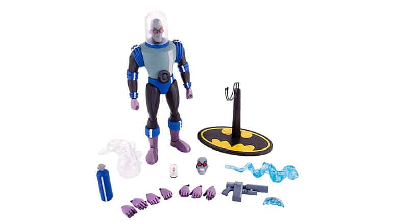 batman the animated series mr freeze figure