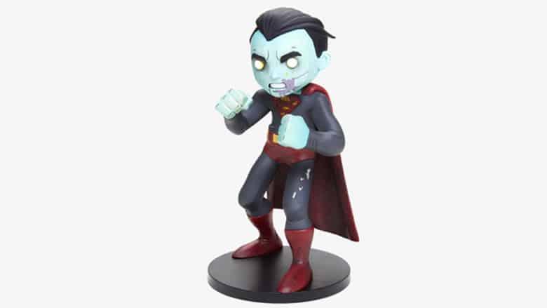 Superman Zombie Variant Statue (Chris Uminga)