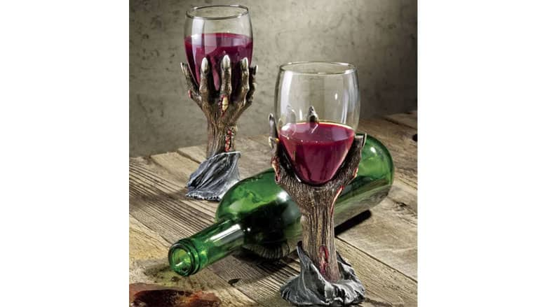 Zombie Hand Goblets (Set of 6)