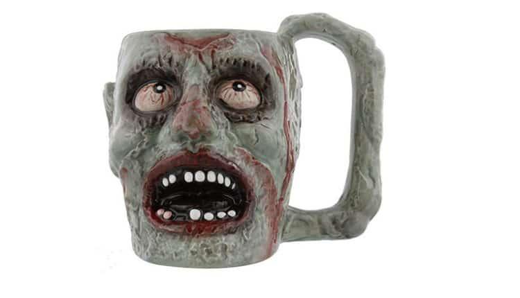 Zombie Head Coffee Mug by Pacific Giftware