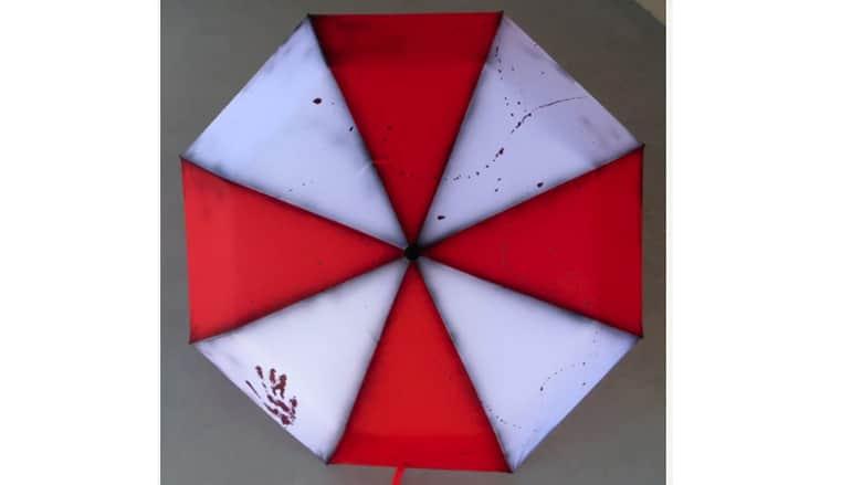 zombie umbrella