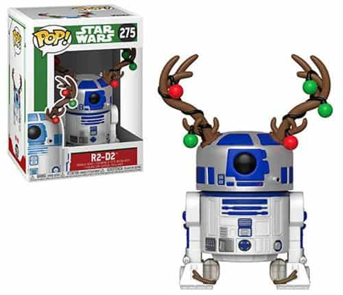 R2-D2 with antlers funko