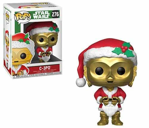 Santa C3PO