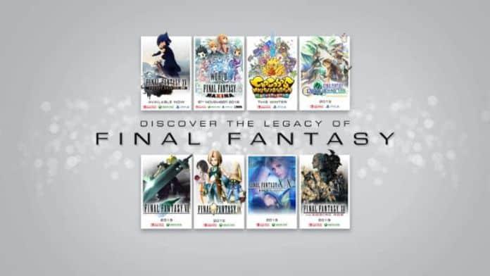 Classic Final Fantasy Games