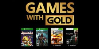 October Games with Gold