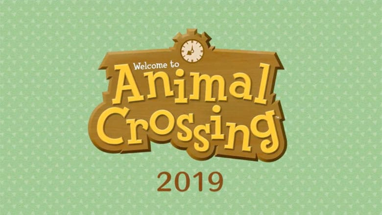 Animal Crossing Switch 2019