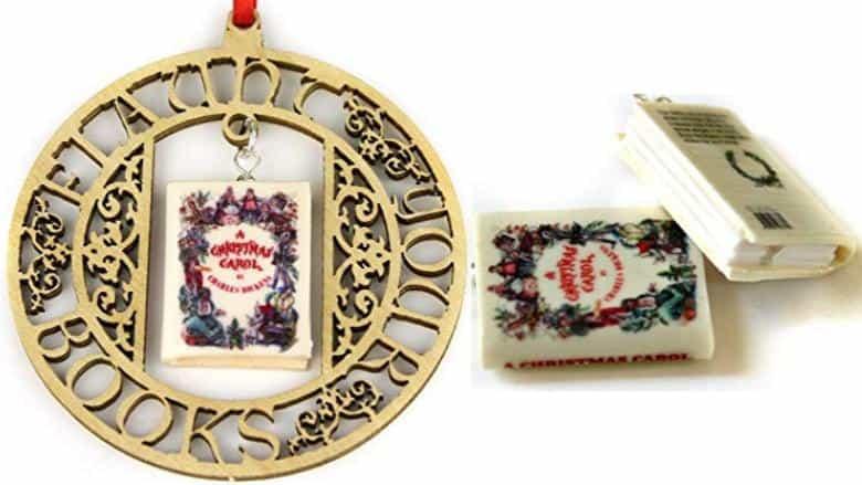 21 Ornaments Bookworms Will Love