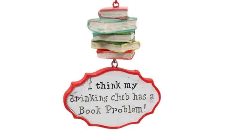 21 Ornaments Bookworms Will Love