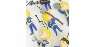 Fallout Perk Ornaments