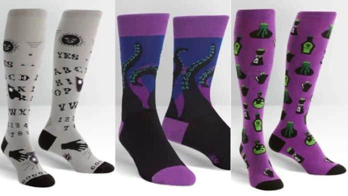 Halloween Socks by Sock It to Me