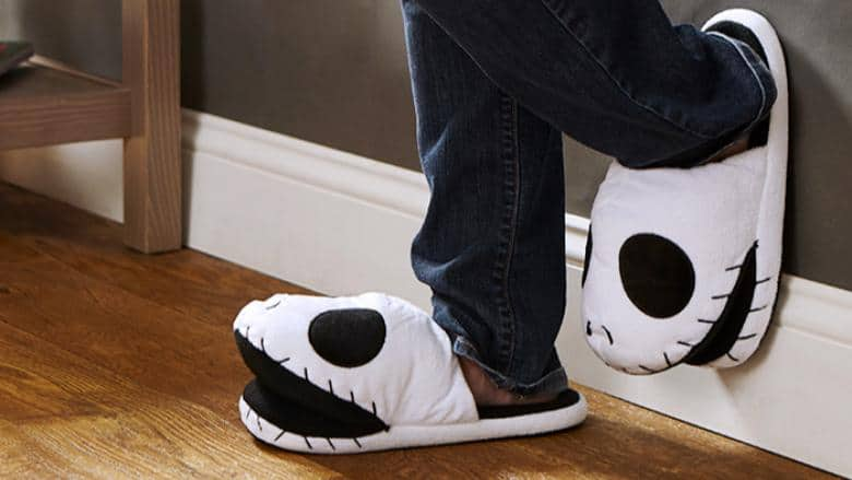 nightmare before christmas slippers available now nerd much
