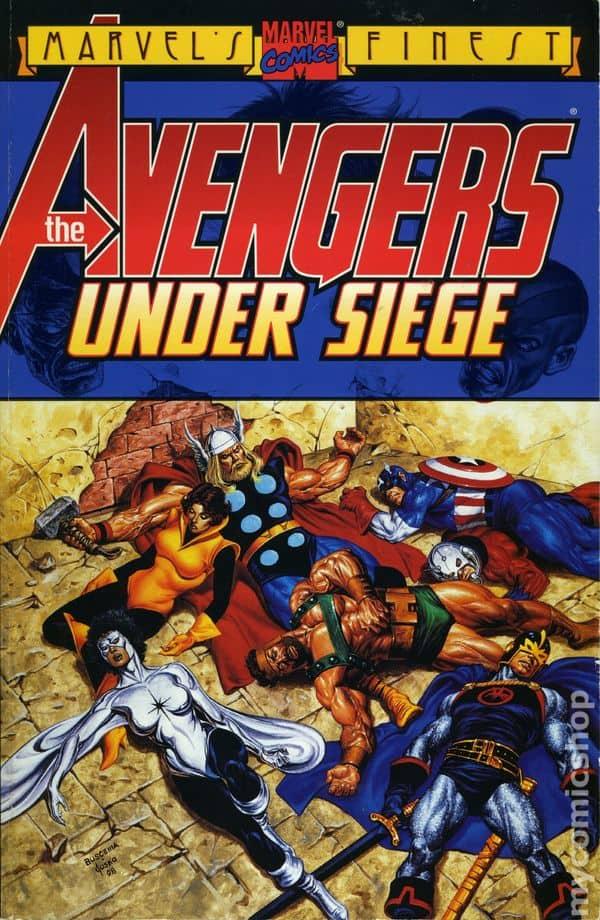 avengers under siege