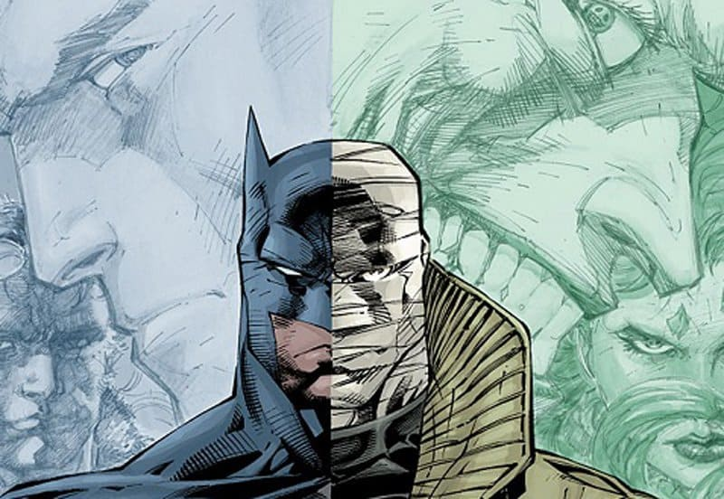 batman hush story