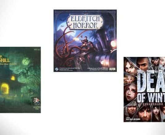 best horror board games
